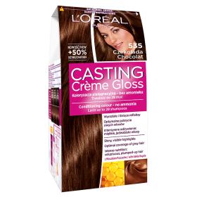 L'Oréal Paris Casting Crème Gloss Farba do włosów 535 Czekolada